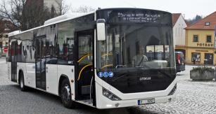 Autobus Otokar Kent C