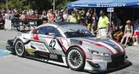 Vladimír Vitver (Audi TT-R DTM V8) loni obsadil šesté místo vevropském šampionátu