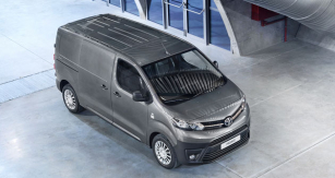Druhá generace Toyoty ProAce vstoupí na český trh vdruhé polovině roku