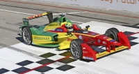 Lucas Di Grassi dobyl další vítězství v Long Beach, někdejším dějišti Velké ceny USA formule 1