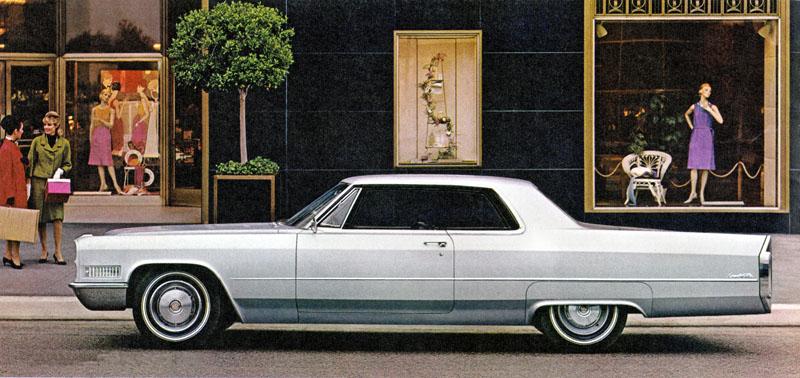 Cadillac Motor Car Division 1966 Modely 1966