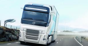 Volvo Trucks vespolupráci se Švédskou agenturou pro energii vyvinula nové koncepční vozidlo – Volvo Concept Truck.