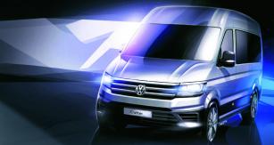 Nový Crafter již nemá nic společného spředchozí spoluprací sdalším německým producentem nákladních adodávkových vozidel.