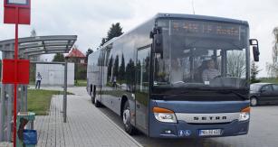 Linkový autobus Setra S418 LE