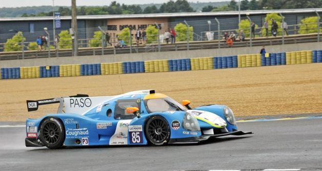 Na trati v Le Mans vyhrála první závod LMP3 francouzská dvojice Thomas Laurent/ /Alexandre Cougnaud (Ligier JS P3 Nissan)