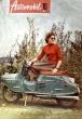 Titulní stránka Automobilu 10/1957