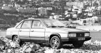 Talbot Tagora modelového roku 1982 ve vyšší výbavě SX