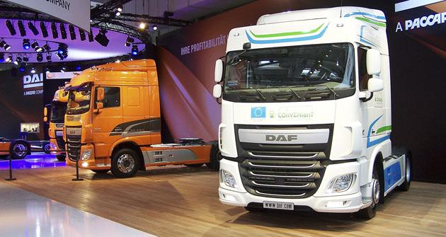 DAF XF IAA Special Edition supravenou aerodynamikou