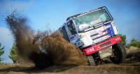 """Martin Kolomý je zárukou, že nejmodernější speciál Tatra Phoenix G3 """"poletí"""" vstříc cíli Dakaru, co jen bude technika stačit."""