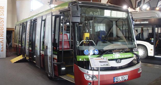 Elektroautobus SOR