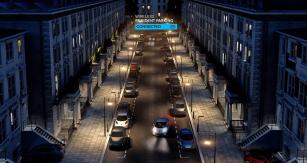 Nissan Europe ve spolupráci s architekty zespolečnosti Foster + Partners připravili vlastní vizi městské ulice s dobíjecími body pro elektromobily