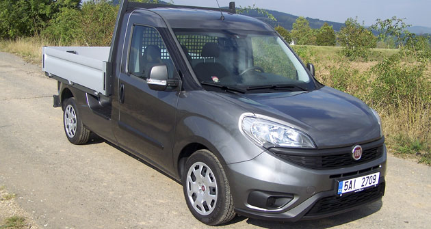 Fiat Doblo WorkUp 1.6 MTJ