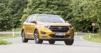 Ford Edge nad svými evropskými soukmenovci vyniká designem anad srovnatelnou konkurencí jízdními vlastnostmi