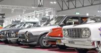Na výstavě Autoclassica převažovaly italské automobily značek Alfa Romeo, Fiat a Lancia
