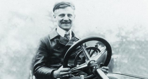 Ing.Otto Hieronymus byl excelentní konstruktér, poněmž zůstaly vpokladnici automobilové iletecké konstrukce nádherné avýkonné spalovací motory.