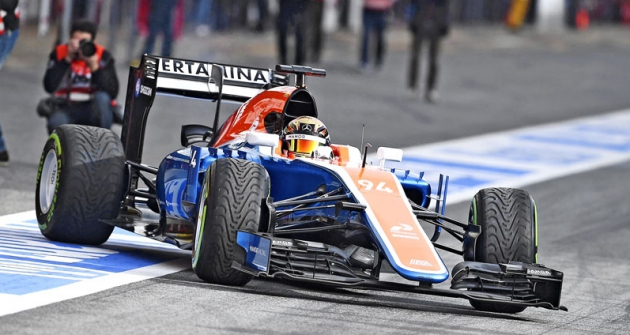 Pascal Wehrlein (Manor MRT05 Mercedes) vyjel týmu podruhé mistrovské body  (desátý na Red Bull Ringu)