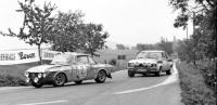 Legendární souboj Munariho a Röhrla na Rallye Vltava 1973