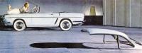 Renault Floride jako kabriolet s nasazovacím hardtopem (nízká verze)