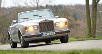 Podobně jako většina dalšíchmodelů Rolls-Royce, iCorniche se prodával také pod značkou Bentley. Vozů Rolls-Royce ale vzniklo výrazně víc