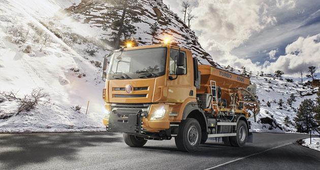 Tatra Phoenix Euro 6 4x4
