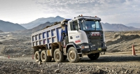 Scania G 460 8x4 Off-road