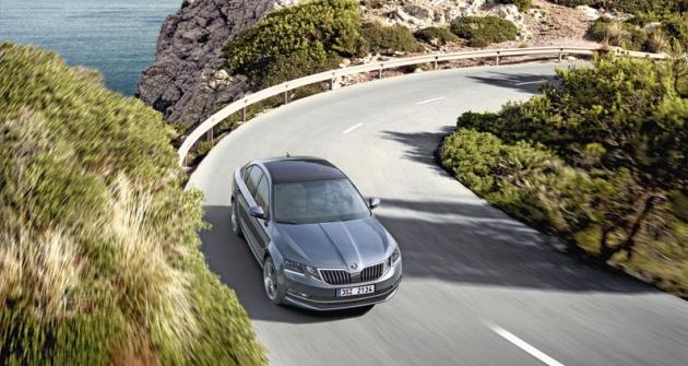 Škoda Octavia přijíždí do roku 2017 s výraznějším designem a mnoha dalšími změnami