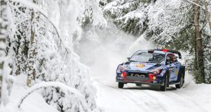 Zdá se, že na úvod sezóny má nejlepší formu kombinace Hyundai – Thierry Neuville. Chyby pilota už je  ale stály dvě vítězství