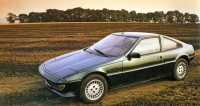 Sportovní kupé Matra Murena, poslední sériový automobil francouzské značky zRomorantinu (1980 – 1983)