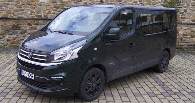 Fiat Talento Panorama 1.6 Twin Turbo