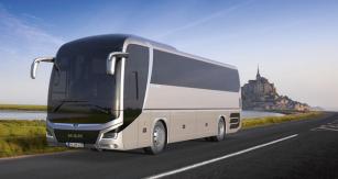 Nový MAN Lion's Coach ohlašuje počátek nové budoucí éry designu rodiny autobusů MAN