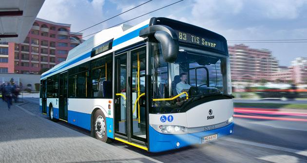 Trolejbus Škoda 26 Tr
