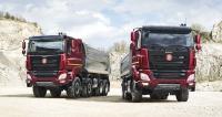 Tatra Phoenix Präsident bude kdispozici ve všech běžných konfiguracích, tedy 4x4, 6x6 i 8x8