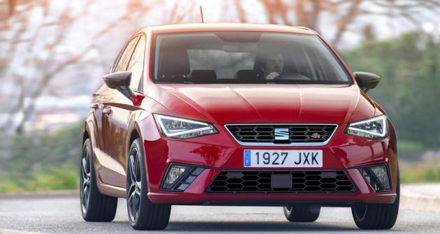 Páté vydání Seatu Ibiza je zcela nové. Některé technické prvky jsou nové pro celou VW Group aobjevují se vdaném segmentu poprvé