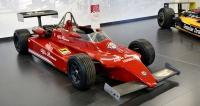 March-Alfa Romeo 813 Euroracing 101 Formula 3 (1982) – F3 Alfa Romeo s podvozky March, později Ralt a Martini, získaly tituly evropského šampiona F3 1980 – 84 a mnoho titulů mistrů F3 Itálie a Francie