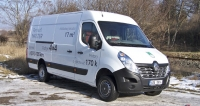 Renault Master L3H2 2.3 dCi 165 4x4 furgon