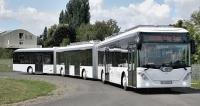 Vozidlo může přepravovat až 256 osob