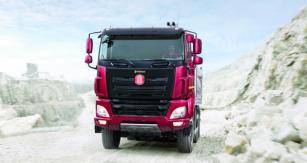 Vozy limitované edice Präsident jsou naprvní pohled rozeznatelné díky výlučné barevné kombinaci – červená metalíza alesklý černý lak kapoty.