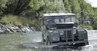 Land Rover Series I vroce 1954 ještě neměl jméno Defender