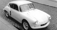 Alpine A106, první vůz nové značky (1955)