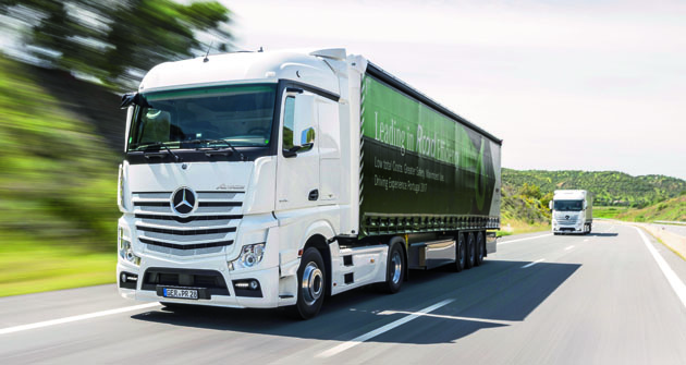 Konstrukčně vylepšené Actrosy Euro VI druhé generace přináší jistě úsporu provozních nákladů.