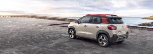 Zaoblené tvary jsou pro aktuální modely značky Citroën  charakteristické