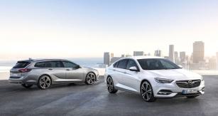 Sportovní elegance je u obou karosářských verzí Opelu Insignia jasně patrná