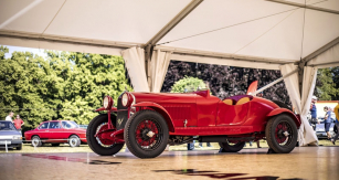 Zásadní meziválečný závodní automobil, jenž proslavil značku: Alfa Romeo 6C