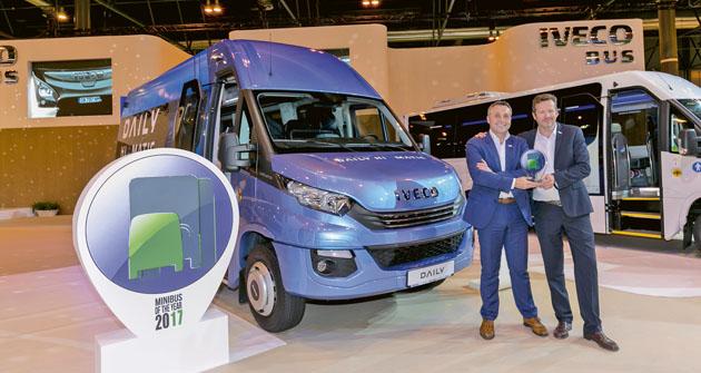 Minibus roku 2017- Daily Tourys