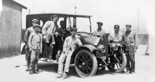 Mitsubishi model A byl jediným osobním automobilem značky Mitsubishi do roku 1921, která se pak po 31 let soustředila pouze na nákladní vozy