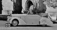 Čtyřmístný kabriolet Praga Super Piccolo s karoserií Sodomka (1934)