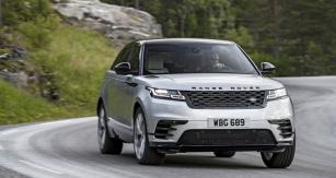 Range Rover Velar je aktuálně čtvrtým typem řady luxusních vozů Range Rover. Stejně se říkalo i26prototypům první generace vozu Range Rover, jež vznikly v roce 1969