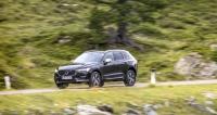 Styl moderních vozů Volvo je jasně patrný, XC60 ale působí dynamičtěji než větší modely řady 90
