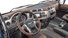 Přístup do kabiny a pracoviště řidiče v top provedení Exclusive Line