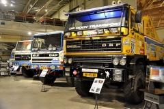 Dakarské speciály dovedl Jan de Rooy k několika vítězstvím vkategorii trucků